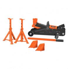 """Kit Criquet Hidraulico Con Soportes Para Elevacion, """"dast01"""""""