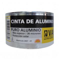 """Cinta Aluminizada 48 Mm. × 30 Mts, """"vantec"""" *10*"""