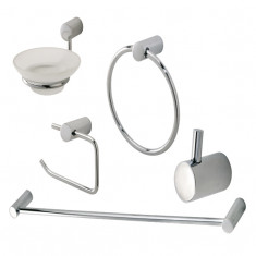 "Zen, Kit Acces. 5 Pzas P/baño Cr., ""hydros 50055011"""