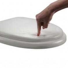 Asiento Inod. Soft Blanco Standard,  *10*