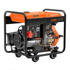 "Generador Diesel 418cc/6.2kva, Trifasico, ""ddae6000xe-3"""