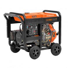 "Generador Diesel 477cc/7.2kva, ""ddae9000xe"""