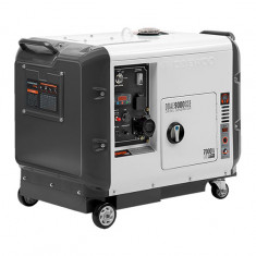 """Generador Diesel Cabinado 477cc/7.2kva, """"ddae9000sse"""""""