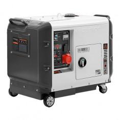 """Generador Diesel Cabinado 477cc/7.2kva, Trif. """"ddae9000sse-3"""""""