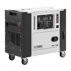"""Generador Diesel Cabinado 498cc/7.8kva, """"ddae10000se"""""""