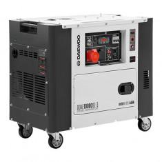 """Generador Diesel Cabinado 498cc/7.8kva, Trif. """"ddae10000se-3"""""""