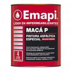 """Pintura Asfaltica X 1 Lts., """"emapi"""" *6*"""