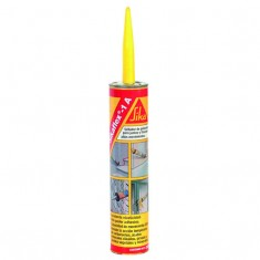 "Sikaflex 1 A Plus Gris Cartucho × 300 Cc., ""sika"" *12*"