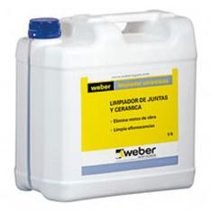 Weber Limpiador P/pisos Y Revestimientos X 1 Lts.