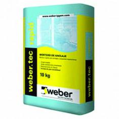 Weber.tec Rapid Mortero P/reparacion X 2 Kg., *7*