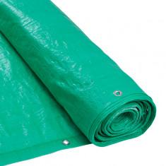Rafia Cubrecerco Con Ojal 1.50 X 50 Mts. Verde Ligustro,