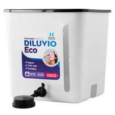 "Calefon Plast. Elect. Eco 20 Lts. C/r. Cobreada, ""diluvio""  *12*"