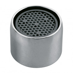 Cortachorro C/aireador Macho Plast. Cromo ø 24  (2)