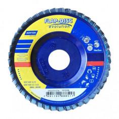 "Disco Flaps 115 X 22 Fepa 40, ""norton R822"" (10)"