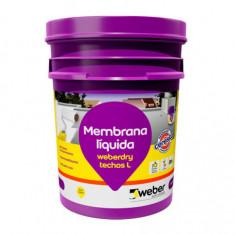 Weber Techos L, Sin Fibra Blanco X 20 Kg.  *48*