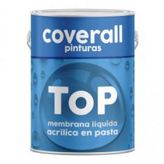 """Membrana Liquida Blanca × 4 Kgs., """"cover All Top Acrilica"""""""