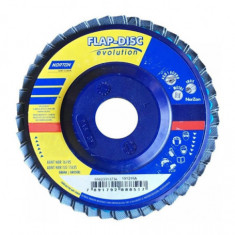 "Disco Flaps 115 X 22 Fepa 60, ""norton R822"" (10)"