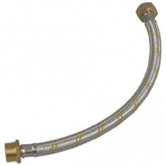 Flexible Mallado P/gas Eco ø 1/2 X 80 Cm.,  *10*