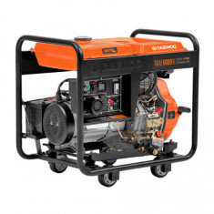 "Generador Diesel 418cc/5.62kva, ""ddae6000xe"""