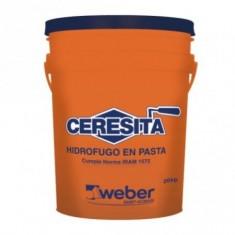 """Ceresita, Hidrofugo X 20 Kgs., """"weber"""""""