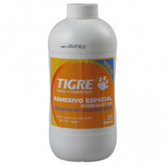 """Pegamento P/pvc × 205 Cm³. C/retardador, """"tigre"""""""