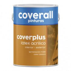 """Latex Interior. - Exterior. × 20 Lts., """"cover Plus""""  *36*"""