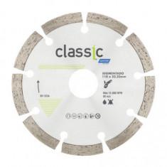 "Disco Diam. Seg. 110 X 7,5 X 22,2, ""linea Classic-norton"" (10)"