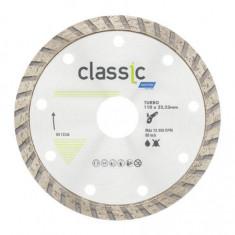 "Disco Diam. Turbo 110 X 8,0 X 22,2, ""linea Classic-norton"" (10)"