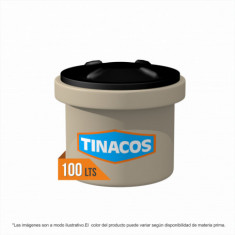 "Tanque Pe Multiproposito × 100 Lts., ""tinacos"""