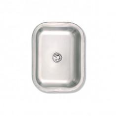 """Bacha Acero Simple 37×27×15 Cm., """"mi Pileta"""" (p)"""