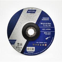 "Disco  Desbaste Bda645 P/acero 180 X 6,4 X 22,2, ""norton"" (10)"