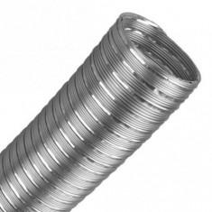 """Caño Flex. Aluminio ø 4"""" X 1 Mts.  *15*"""