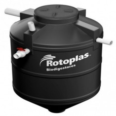 "Camara Pe Biodigestor × 1300 Lts., ""rotoplas"""