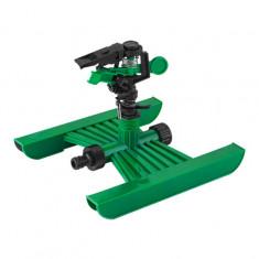 Kit Regador Aspersor Sprinkler Plastico Con Base H