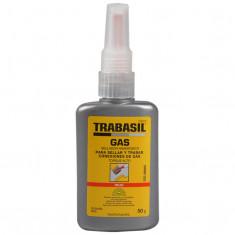 """Sellador P/rosca Gas × 50 Cm³., """"trabasil"""""""