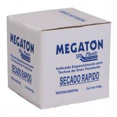 "Pintura Asfaltica Acuosa X 18 Lts., ""megaton"""