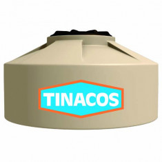"""Tanque Pe Tricapa × 1100 Lts. Extra Chato, """"tinacos"""""""
