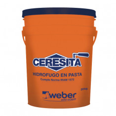 "Ceresita, Hidrofugo X 1 Kg., ""weber"" (6)"