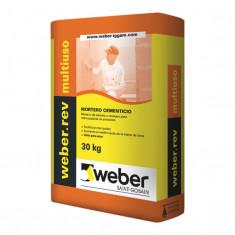 Weber.rev Multiuso, Mortero X 30 Kg., *56*