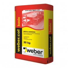Weber.col Basic, Pegamento P/ceram. X 30 Kg., *56*