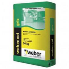 Weber.col Gris Pegamento P/ceramico X 30 Kg., *56*