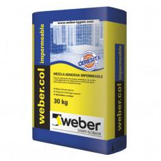 Weber.col Impermeable C/ Ceresita X 5 Kg. *200*