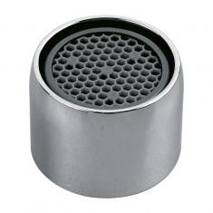 Cortachorro C/aireador Hembra Plast. Cromo ø 18 (2)