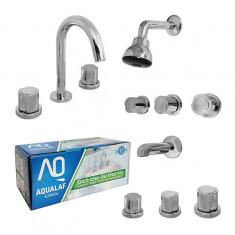 """Akumal Plus, Set De Baño Completo Cr, """"aqualaf 42000"""""""