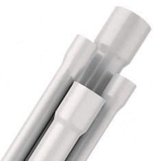 """Tubo Pvc ø 110 X 4 Mts, """"linea Standard - Plastiflex"""" (3)"""