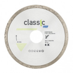 "Disco Diam. Cont. 110 X 5,0 X 22,2, ""linea Classic-norton"" (10)"