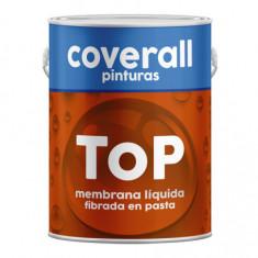 """Membrana Liq. Fibrada Blanca × 4 Kgs., """"cover All Top Fibrada"""""""