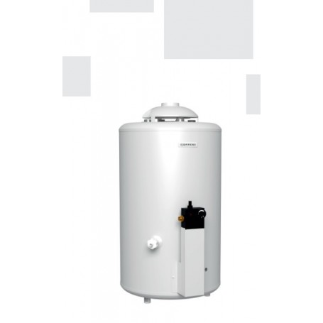 """Termotanque Multigas Conexion Reversible 50 Lts., """"coppens"""""""