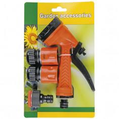 "Kit Pistola Riego Plast. P/mang. ø 1/2 C/acoples, ""kloss"""