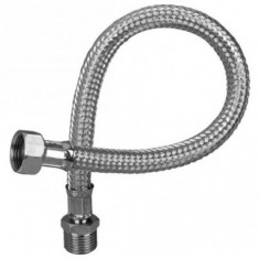 "Flexible Mallado P/agua ø 1/2 × 20 Cm., ""fv"""